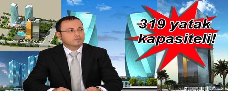 Rotana ve Dap Yapı 2 Otelini Türkiye'de Açtı!