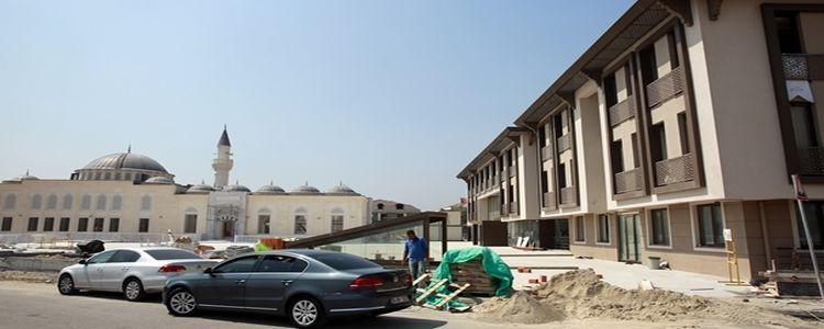 Florya Cami Kültür ve Yurt Kompleksi Eylül'de Tamamlanıyor