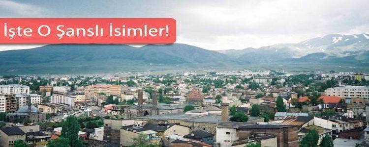 Erzurum Palandöken Malmeydanı Toki Konutları Kura Sonuçları Tam Listesi