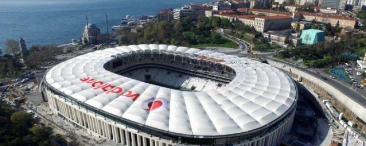 "Vodafone Arena'da ""İnönü"" Krizi"
