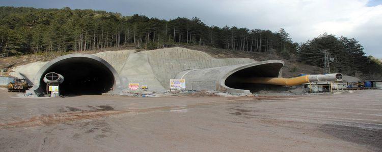 Ilgaz Tüneli Son Durum 2015