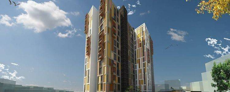 Nova Suites Kağıthane Projesinde 400 Bin TL'Den Başlayan Fiyatlarla
