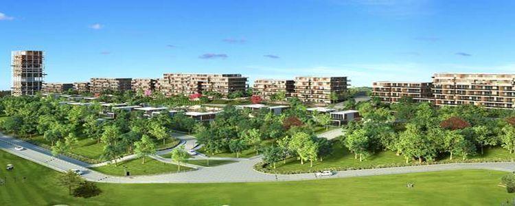 Ankara Golfkent'te 58 Villa ve Daire Satışa Çıktı