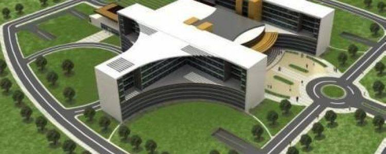 Tekirdağ Şehir Hastanesi'nin İnşaatı Başlıyor