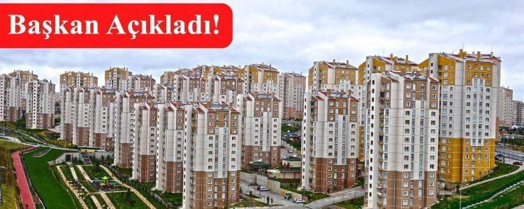 TOKİ'den Anadolu Yakasında Sosyal Konut Müjdesi