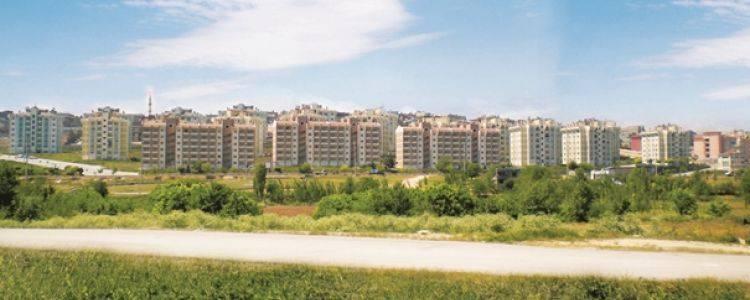 Toki'den Gaziantep Beylerbeyi'ne 807 Konutluk Yeni Proje
