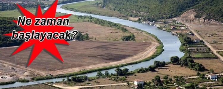 Kanal Riva Projesi 19 Ekim'de Tekrar Masaya Yatırılacak!