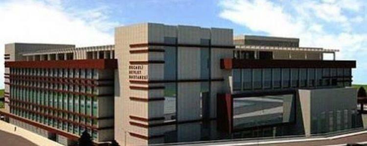 Kocaeli Devlet Hastanesi'nin Açılışı Öne Alındı