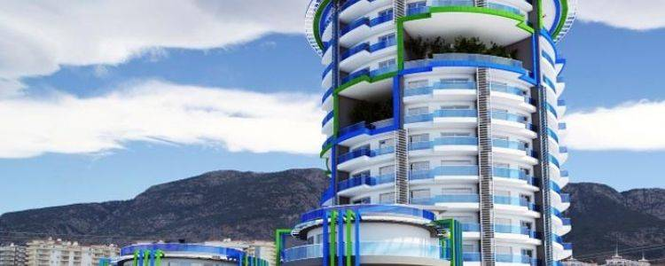 Hak Residence Garden'da Daireler 47 Bin Euro!