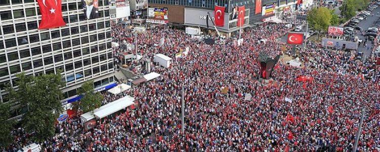 Ankara Büyükşehir Belediyesi'nden Şehit Yakınlarına Konut
