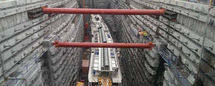 Avrasya Tüneli'nin İlk 1000 Metresi Tamamlandı