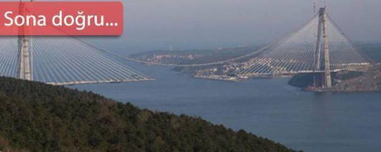 Yavuz Sultan Selim Köprüsü Son Hali