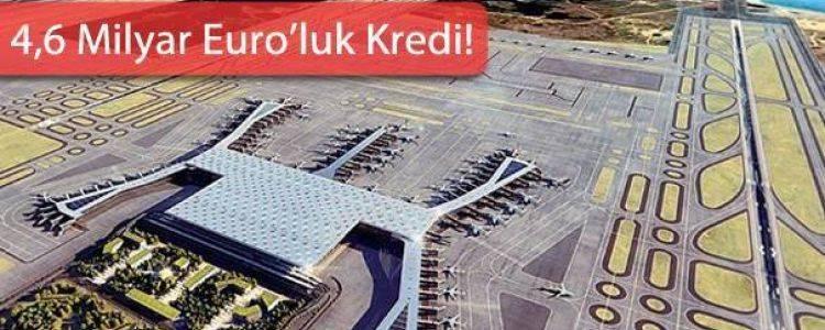 3. Havalimanı Finansmanı İçin İmzalar Atıldı