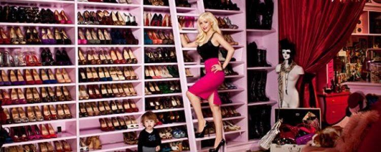 Christina Aguilera'nın Rüya Gibi Evi