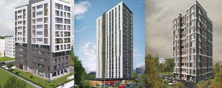 DKY Cadde Projeleri 976 Bin TL'den Başlayan Fiyatlarla Satışta