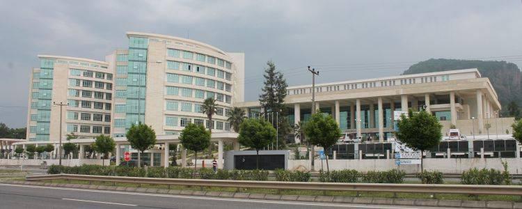 Ünye Devlet Hastanesi Açıldı!