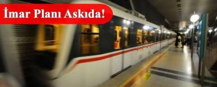 Bakırköy Sefeköy Metro Hattında Revize