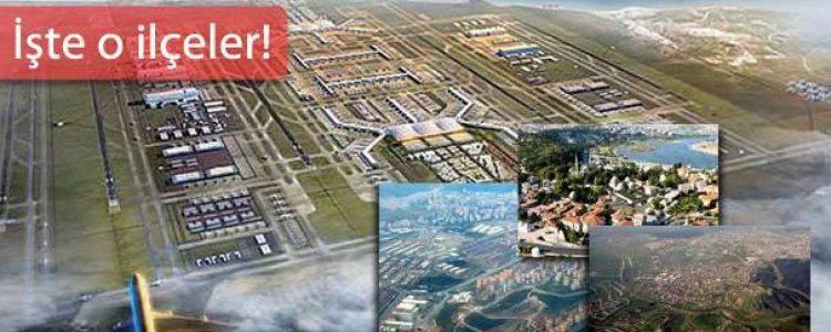 3.Havalimanı 3 İlçede Fiyatları Uçurdu