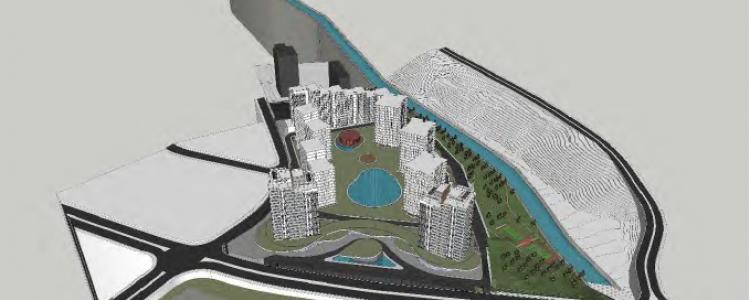 Makro İnşaat'tan Kayaşehir'de 700 Konutluk Yeni Proje