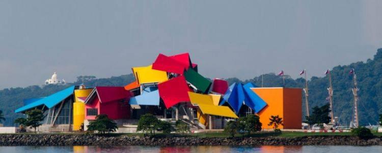 Panama'da Frank Gehry'nin Sıradışı Tasarımı