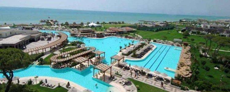 Özak Ela Quality Resort Hotel'in Kirasını Sabitledi