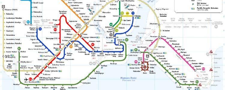 Eğer Eviniz Metro Hattına Yakınsa…