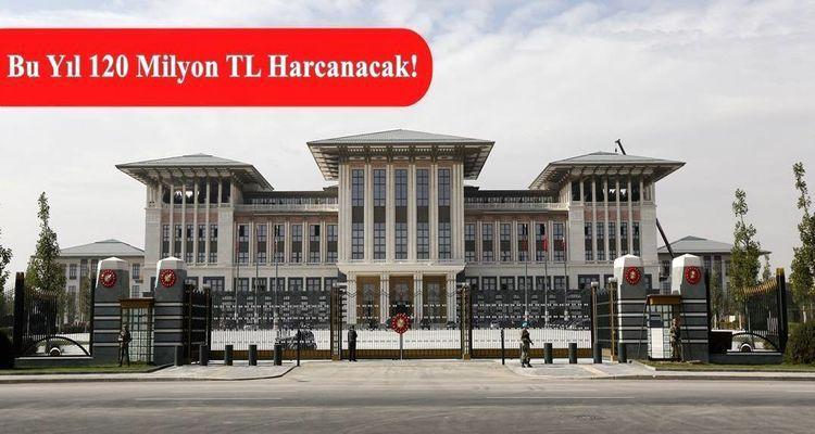 Cumhurbaşkanlığı Sarayı'na 650 Milyon TL'lik Ek Bina