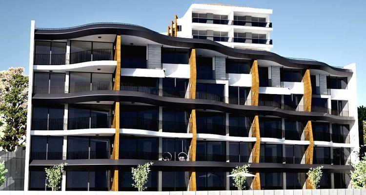 Terrace Ada 2 Blokta 32 Daireden Meydana Geliyor