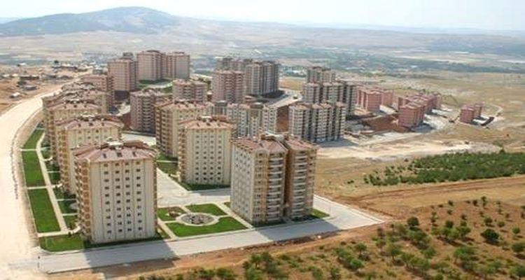 Toki Erzurum Palandöken'e Bin 650 Yeni Konut Yapacak