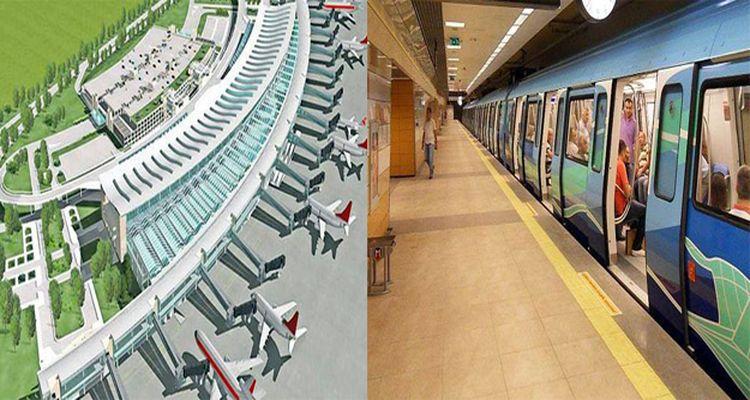 Gayrettepe'ye Yeni Metro Müjdesi