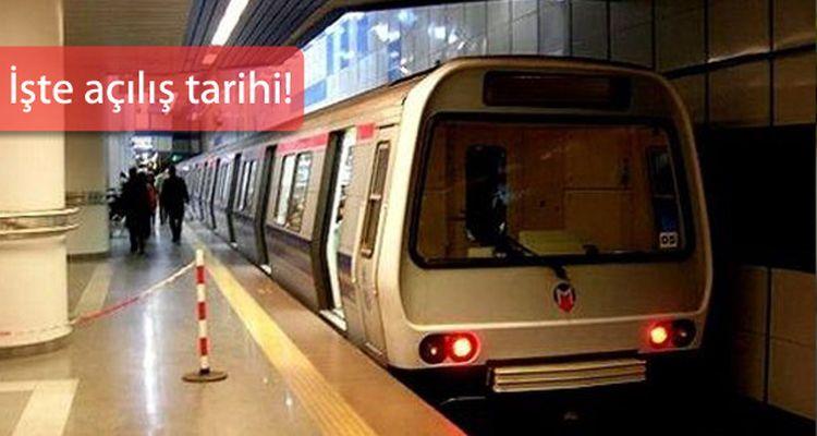 Üsküdar Sancaktepe Metro Hattı'nın Açılışı Ertelendi