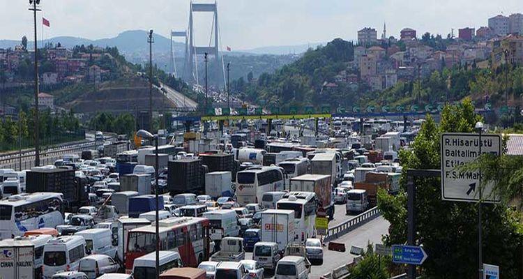 İstanbul Trafiğini Rahatlatacak Projeler Geliyor!