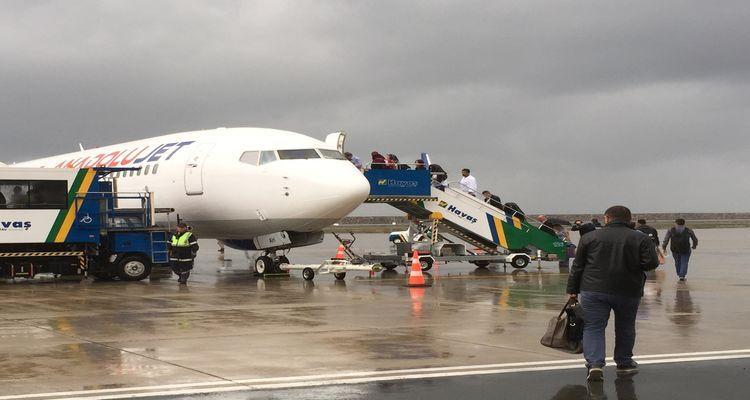 Ordu Giresun Havalimanı 4,5 Ayda 106 Bin Yolcu Taşıdı!