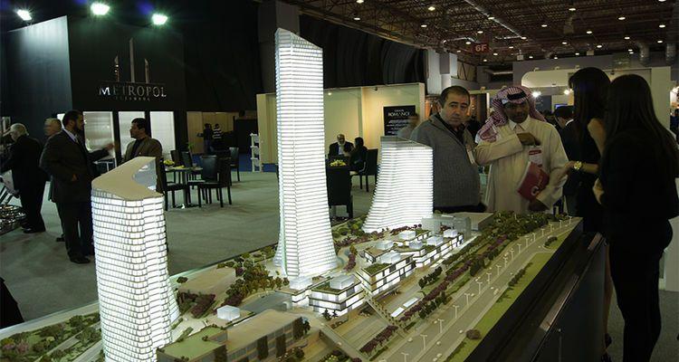CNR Expo 2014 Emlak Fuarı Başladı