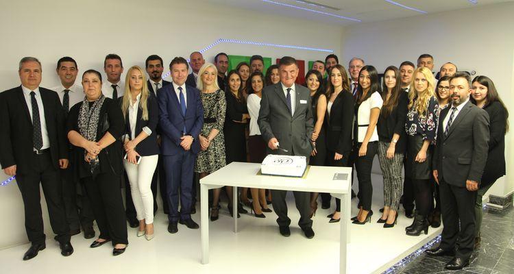 Turyap 30. Yılını Kıbrıs'ta Kutluyor!