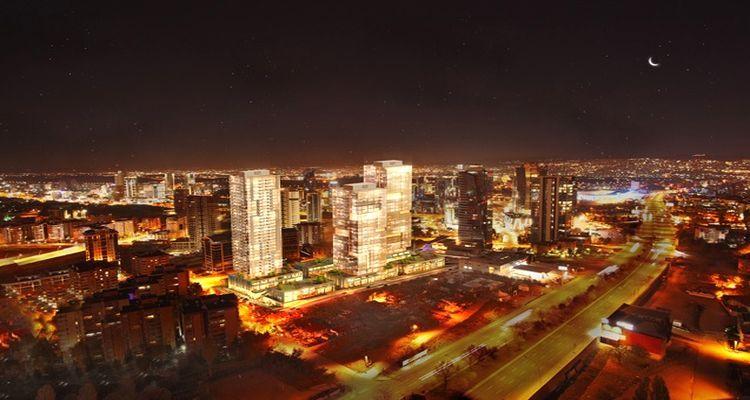 1071 Ankara Projesi Çukurambar'da Yükseliyor!