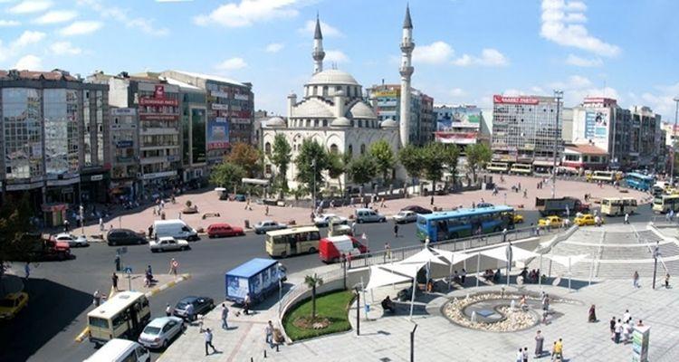 Gaziosmanpaşa Meydanı Projesi İçin Düğmeye Basılıyor