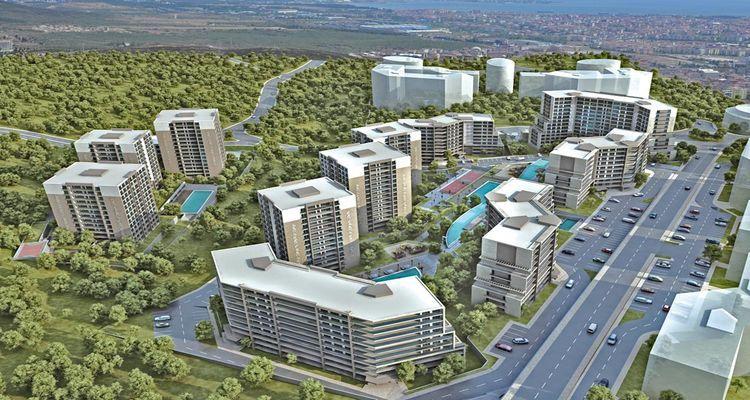 Evora İstanbul Projesinde Yüzde 12 İndirim!