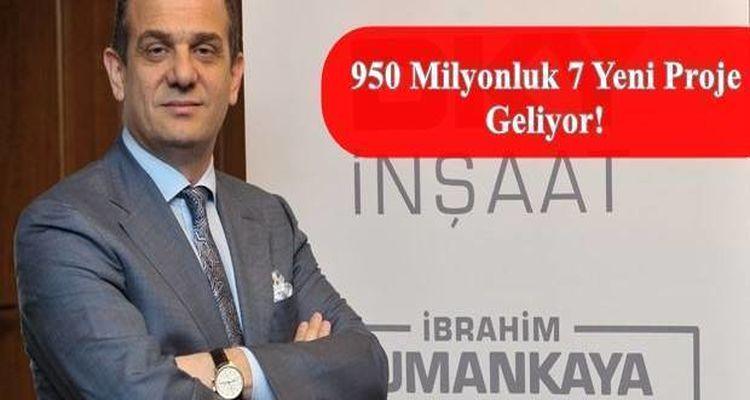 DKY İnşaat 2016'da 500  Milyon TL Ciro Hedefliyor