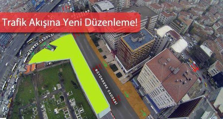 Mecidiyeköy Metrosunda 3. Etap Çalışmaları Başlıyor