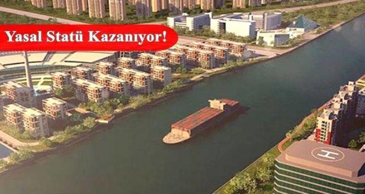 Kanal İstanbul İçin Yasal Düzenleme Meclis'te