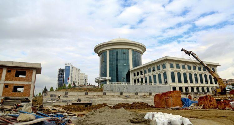 Maltepe Gülsuyu Stadı İnşaatında Son Durum!