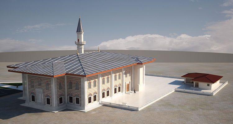 Esenboğa Havalimanı Cami'sinin Adı Açıklandı