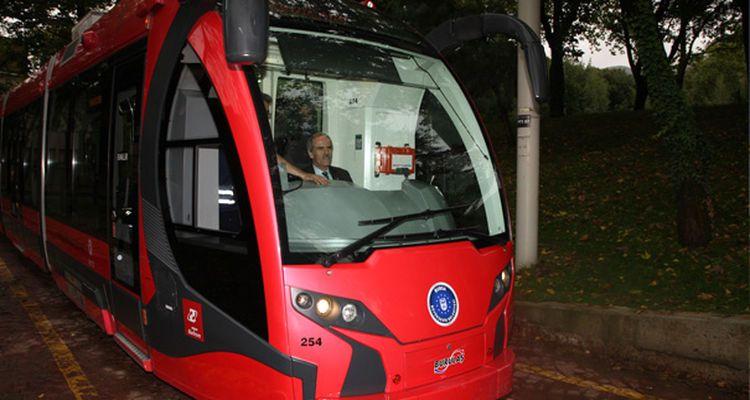 Bursa Yeni Tramvay Hattı İçin Sözleşme İmzalandı