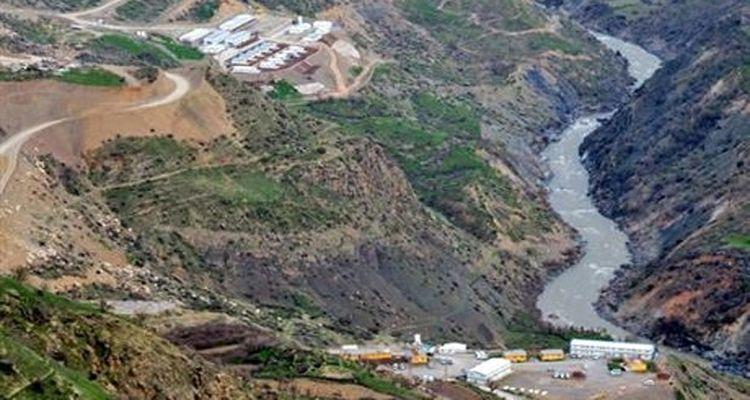 Çetin HES Barajı Satılıyor