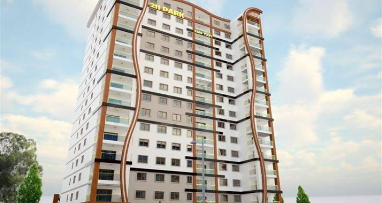 EMS 211 Park Residence'ta 390 Bin TL'ye 3+1!