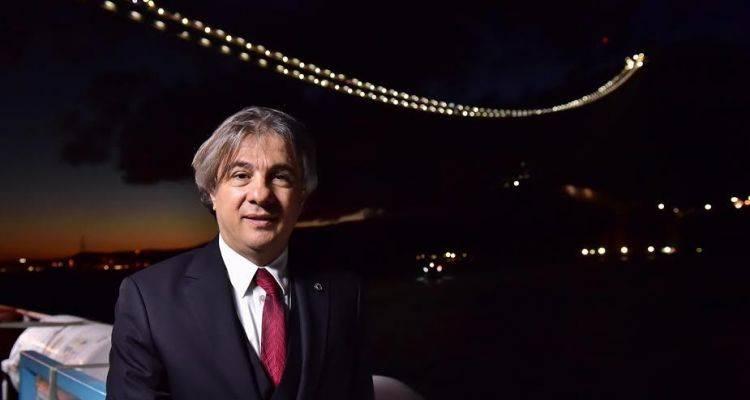 3. Köprü'nün Gece Işıklandırması Hayranlık Yaratıyor