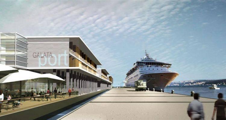 Galataport Projesi İçin Finansman Sağlandı
