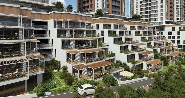 Essenora Evleri 2+1 Fiyatları 492 bin TL