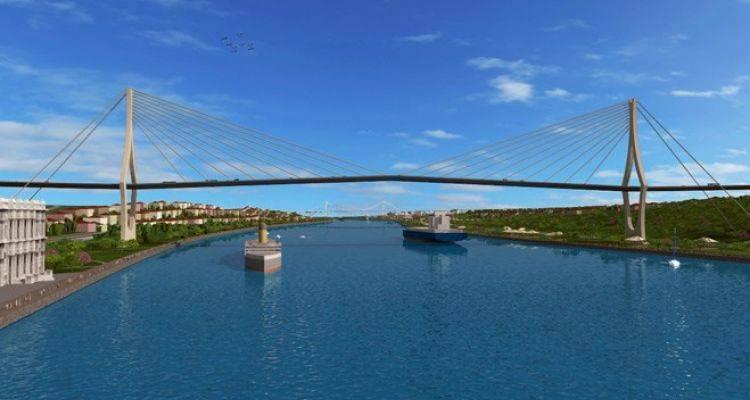 Kanal İstanbul Projesi İçin Flaş Adım